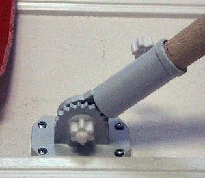 pole-holder