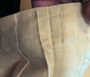 old-yellow-open-pleat