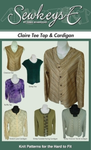 Claire Cover new
