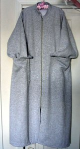 robe-grey