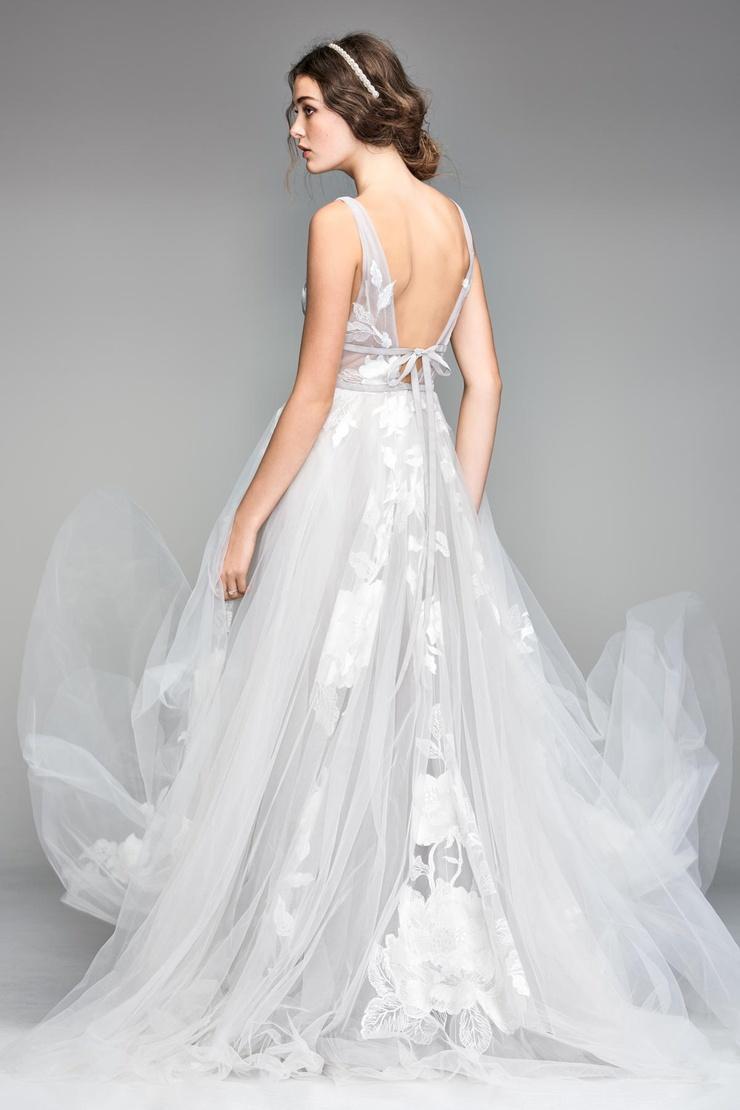 See Thru Wedding Dress